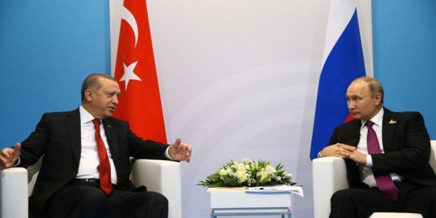 Putin'den Erdoğan'a büyük övgü!