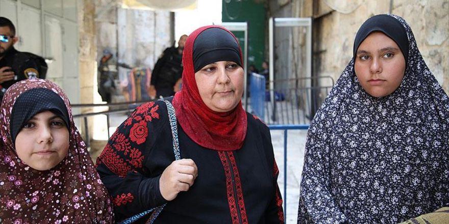 Kudüs'te Mescid-i Aksa İçin Gergin Bekleyiş Sürüyor