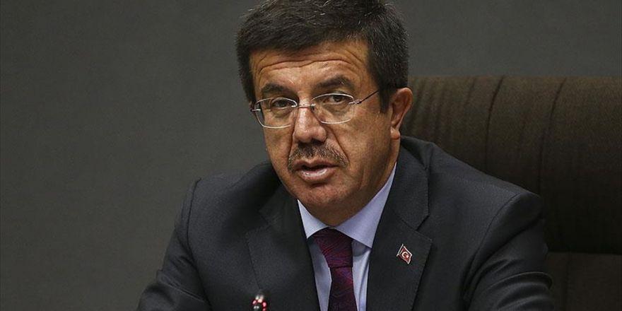 Ekonomi Bakanı Zeybekci'den 'Almanya' Açıklaması