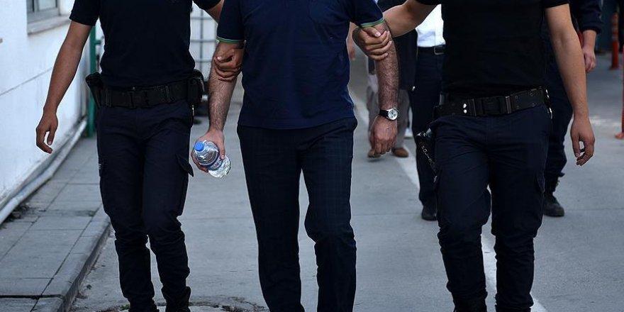 Konya'da 13 Yıl Hapis Cezası Olan Zanlı Yakalandı