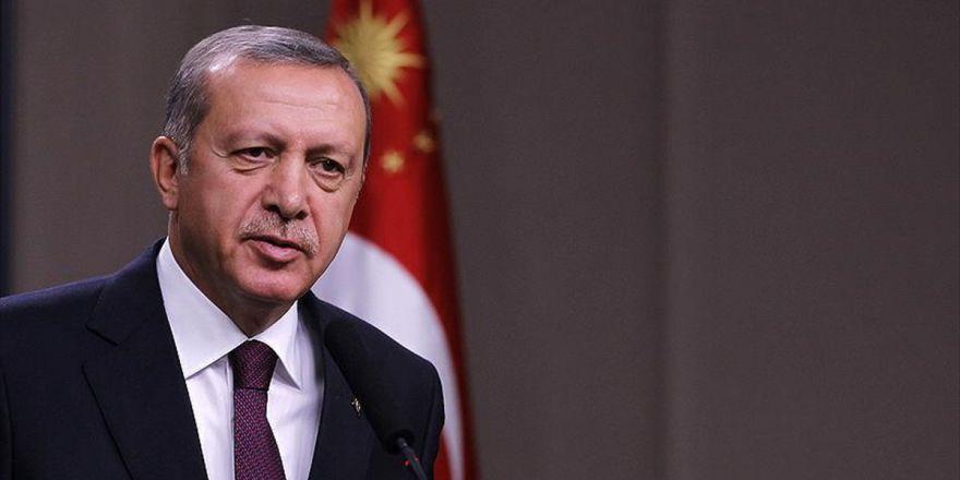 Erdoğan'dan Uluslararası Topluma Çağrı