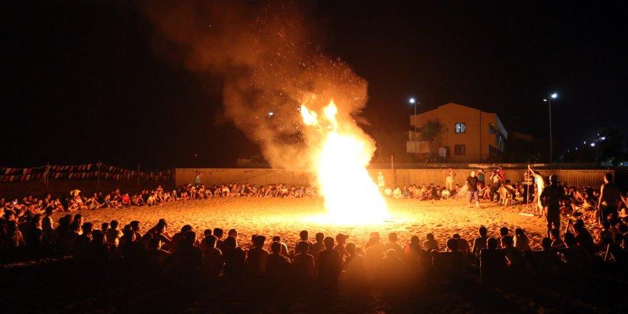 Konya'dan 410 öğrenci kampa götürüldü