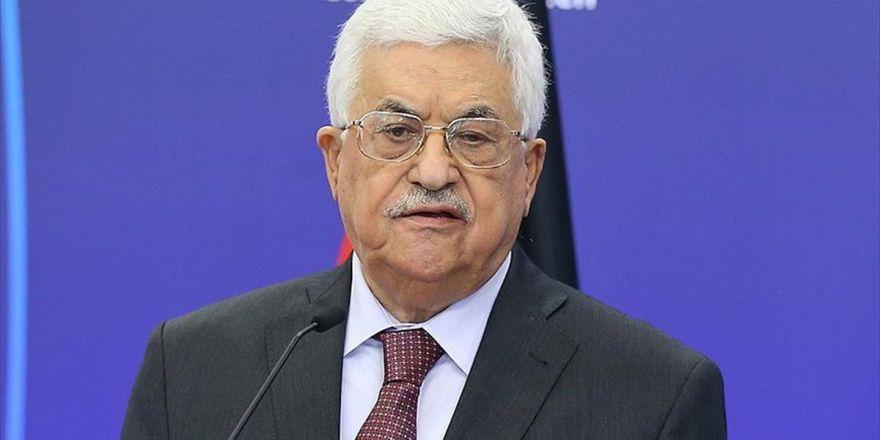 Filistin, İsrail İle Tüm İlişkilerini Askıya Aldı