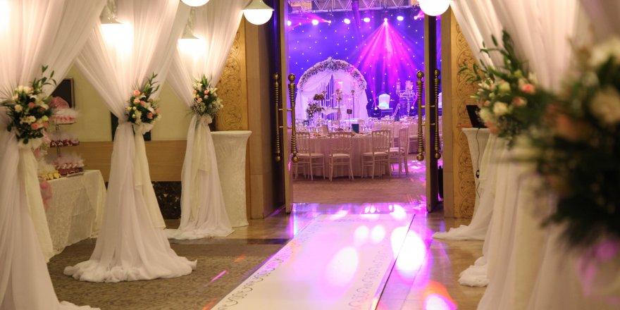 Kır düğünlerinin vazgeçilmez adresi Dedeman
