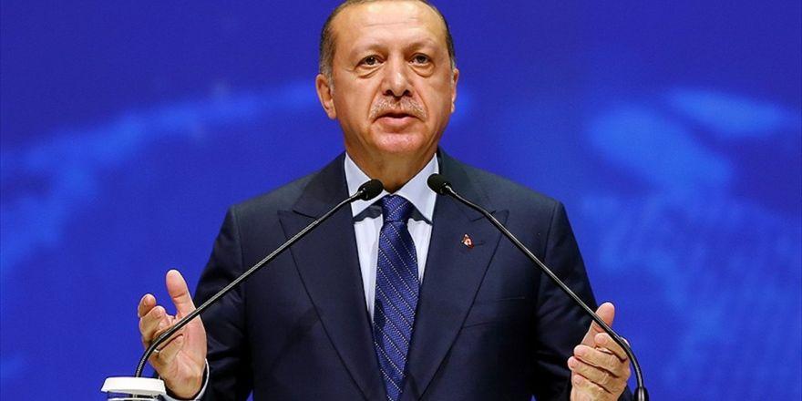 Cumhurbaşkanı Erdoğan: Uluslararası Toplumu Harekete Geçmeye Çağırıyorum