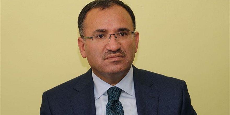 Başbakan Yardımcısı Bozdağ: İslam Ülkeleri, İsrail'in Haksız Tutumuna Karşı Birlik Olmalı