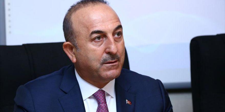 Dışişleri Bakanı Çavuşoğlu: Alman Firmalarına Hiçbir Soruşturma, İnceleme Yok