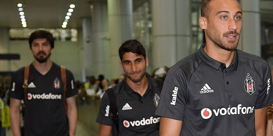 Beşiktaş İspanya'ya Gitti