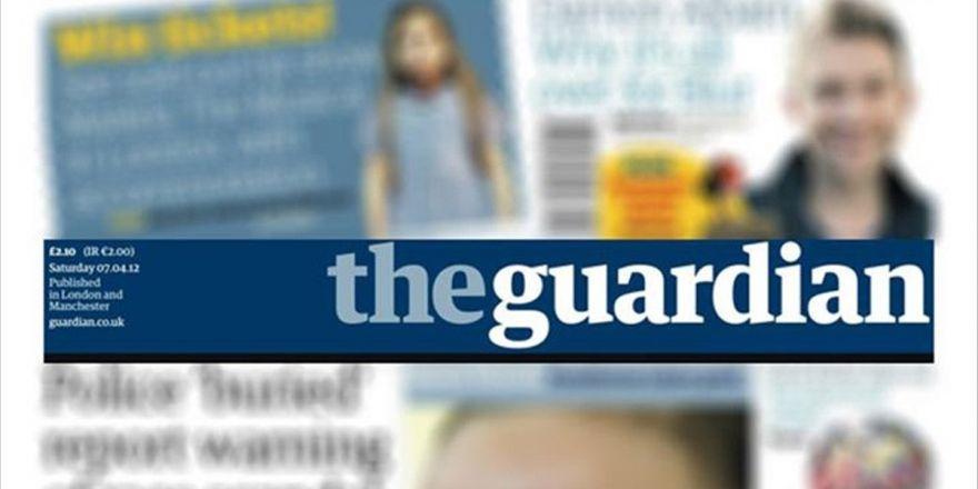 Guardian'dan 'Erdoğan Da Yazmak İstedi' İddiasına Tekzip