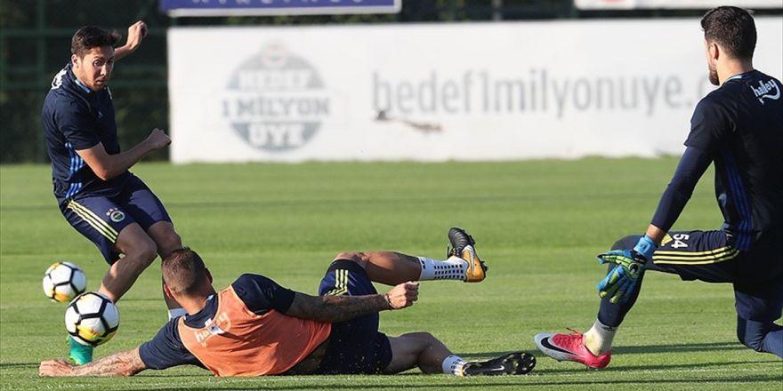 Fenerbahçe Sturm Graz Maçı Hazırlıklarını Sürdürdü