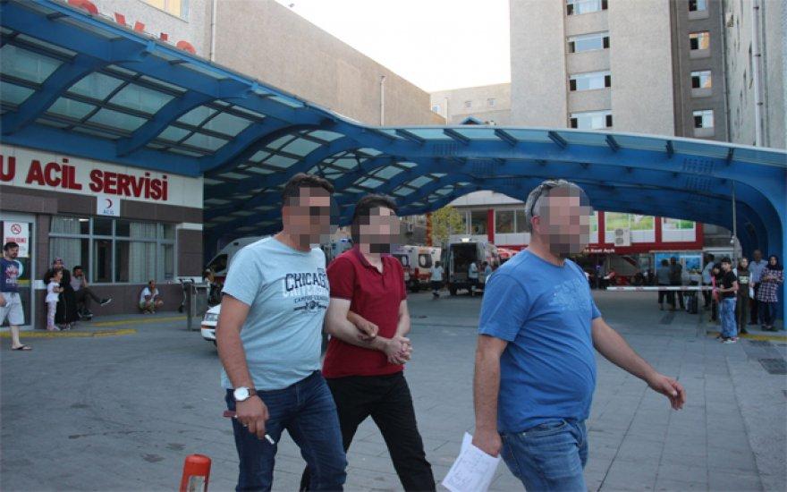 Konya'da aranan 'mahrem asker abisi' yakalandı