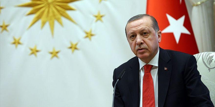 Erdoğan Ürdün Kralı 2. Abdullah İle Telefonda Görüştü