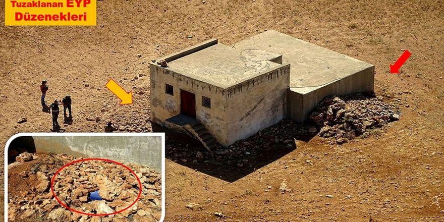 Diyarbakır'da 2 El Yapımı Patlayıcı İmha Edildi