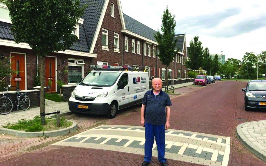 MUSTAFA  CEYLAN  HOLLANDA'DA