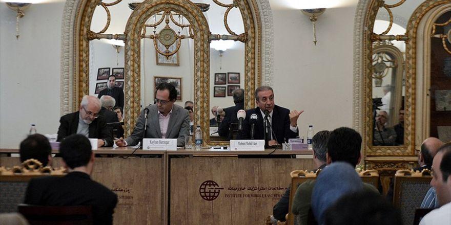 Ak Parti Genel Başkan Yardımcısı Eker: Fetö Vitrinde Başka Arka Planda Bambaşka Çalışan Terör Örgütü