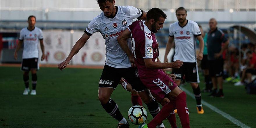 Beşiktaş İlk Hazırlık Maçında Real Valladolid İle Berabere Kaldı