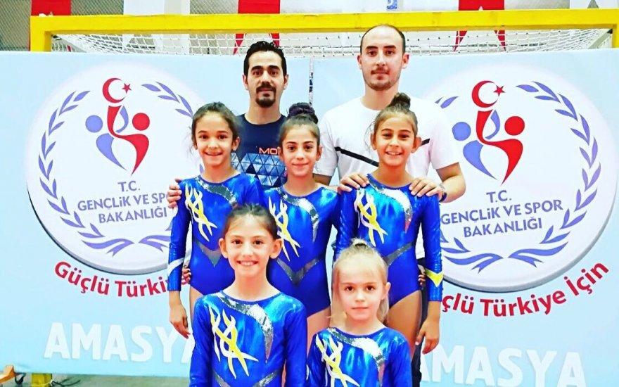 Selçuklu'dan Türkiye derecesi