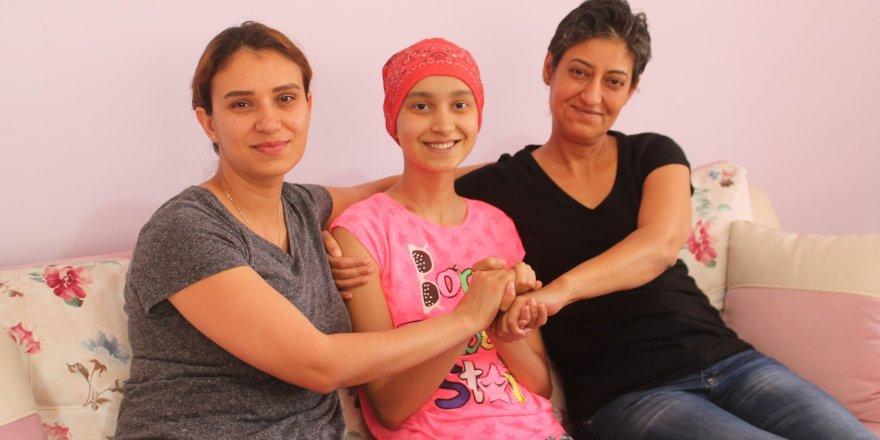 14 yıldır kanserle mücadele ediyor