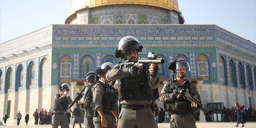 'Filistinliler Cuma Namazı İçin Aksa'da Toplanacak'