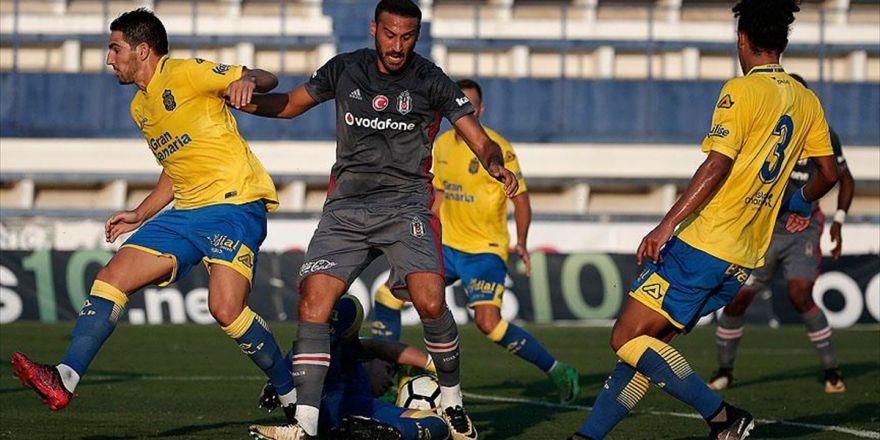 Beşiktaş Dördüncü Hazırlık Maçını Da Kazanamadı