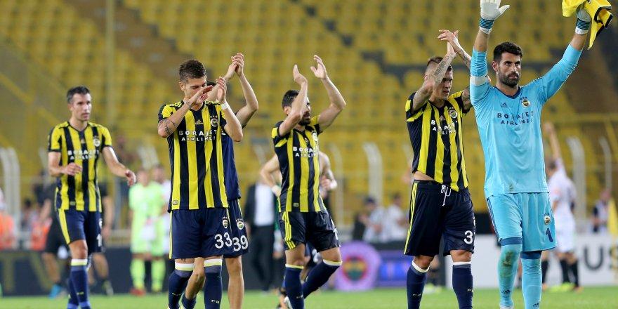 Fenerbahçe, Beraberlikle Turladı
