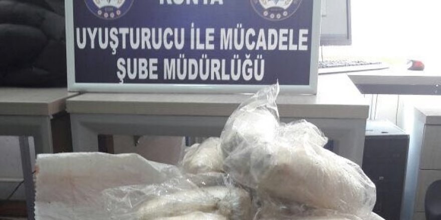 Uyuşturucu zanlılarından 9'u tutuklandı