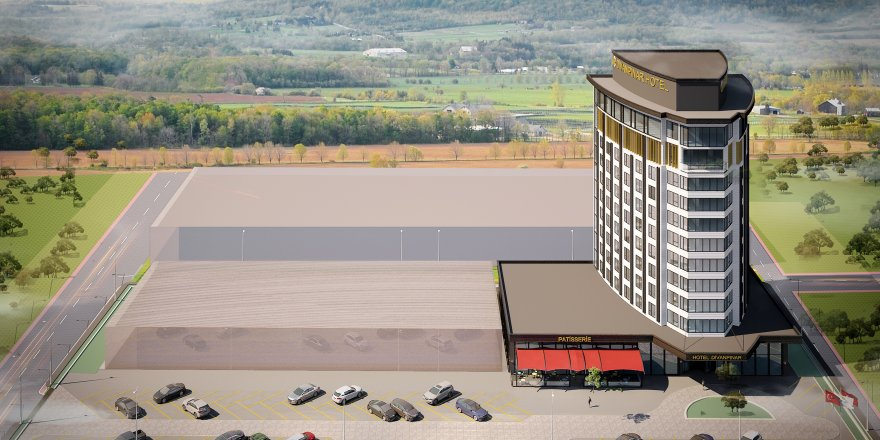 Karapınar'a 5 yıldızlı otel yapılıyor