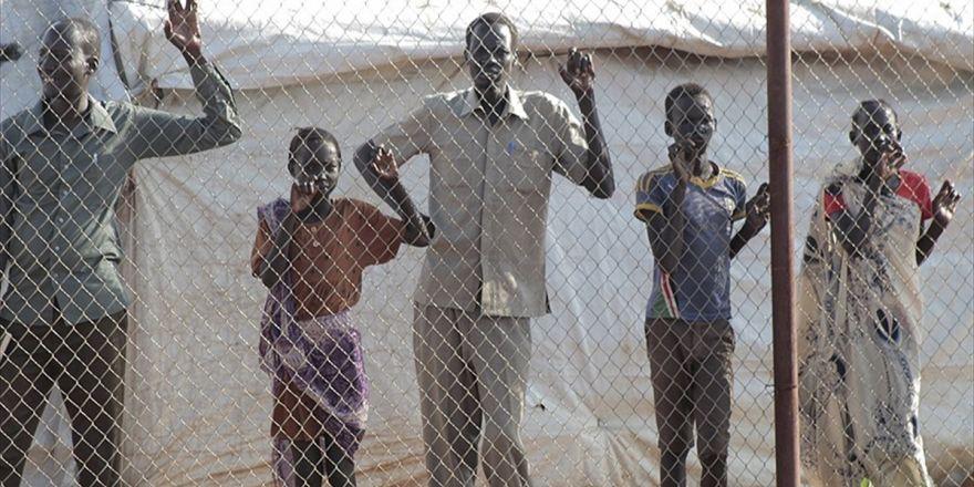 Uganda'daki Güney Sudanlı Mülteci Sayısı 1 Milyonu Aştı
