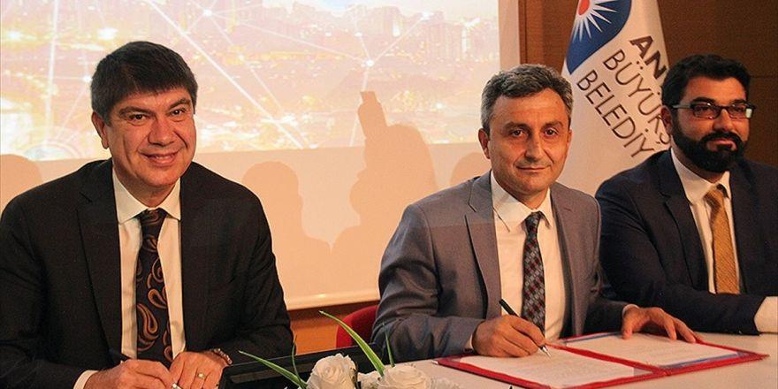 Antalya'da 'Akıllı Kent Uygulaması' Protokolü İmzalandı