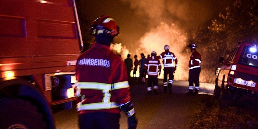 Portekiz'de Yangınlar Nedeniyle Afet Durumu İlan Edildi