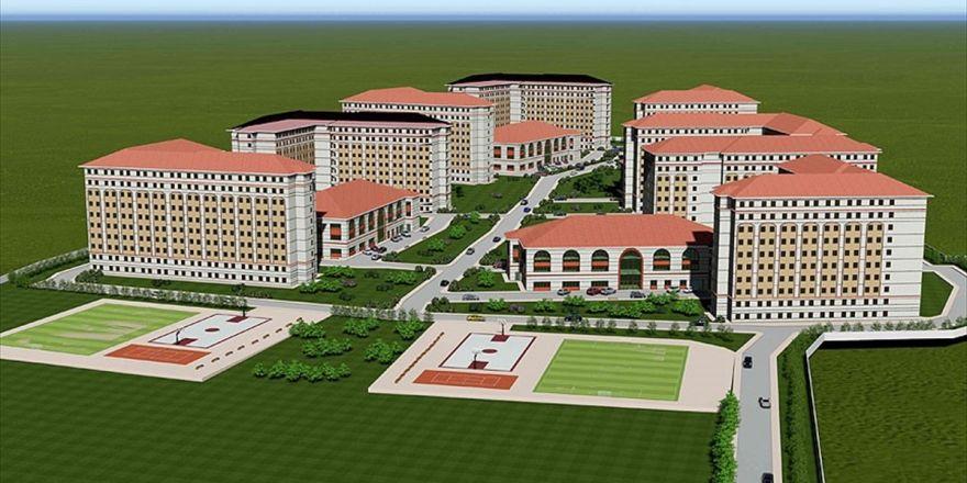 Sivas'a 10 Bin Kişilik Öğrenci Yurdu Yapılacak