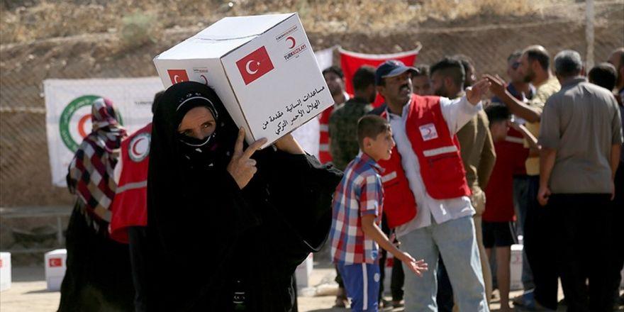 Suriye İnsani Yardımların Odağında