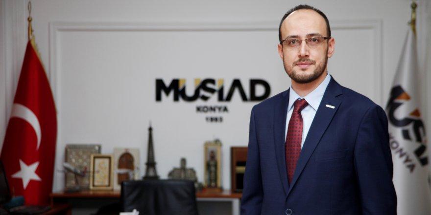 Lojistik Merkez Konya'nın potansiyelini ortaya çıkaracak