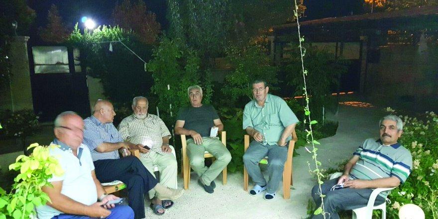 SİLLE'DE SAZLI-SÖZLÜ MUHABBET