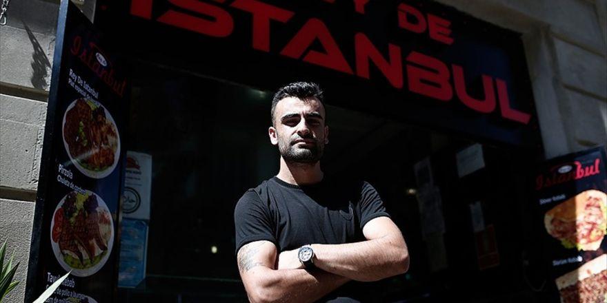 Barselona'daki Saldırının Mağdurlarına Yardım Eden Türklere Teşekkür