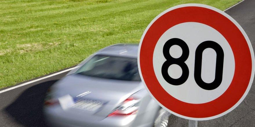 Emniyet'ten hız limiti uyarısı