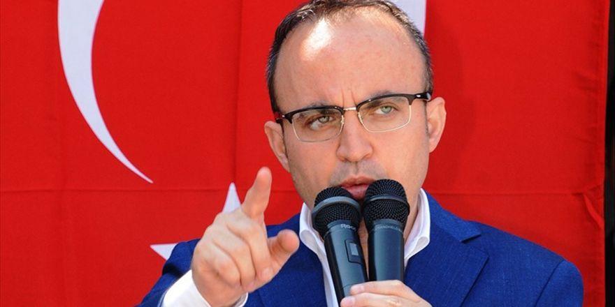 Ak Parti Grup Başkanvekili Turan:18 Mart Törenlerine Gelmeyenlerin Fetö'cüler İçin Uğraması İbretlik