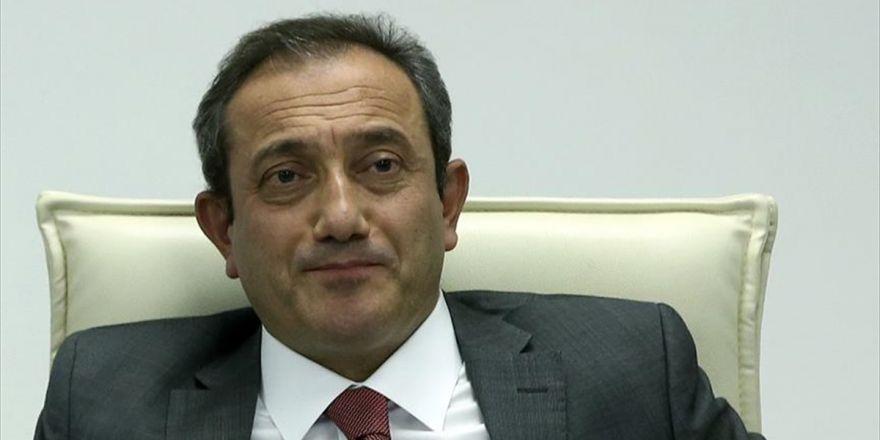 Ankara Emniyet Müdürlüğüne Servet Yılmaz Getirildi