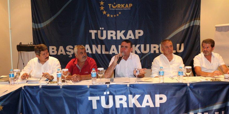 Kantinciler Konya'da toplandı