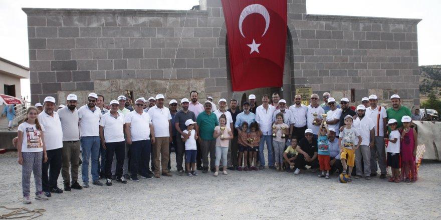 MÜSİAD Konya ailesi piknikte
