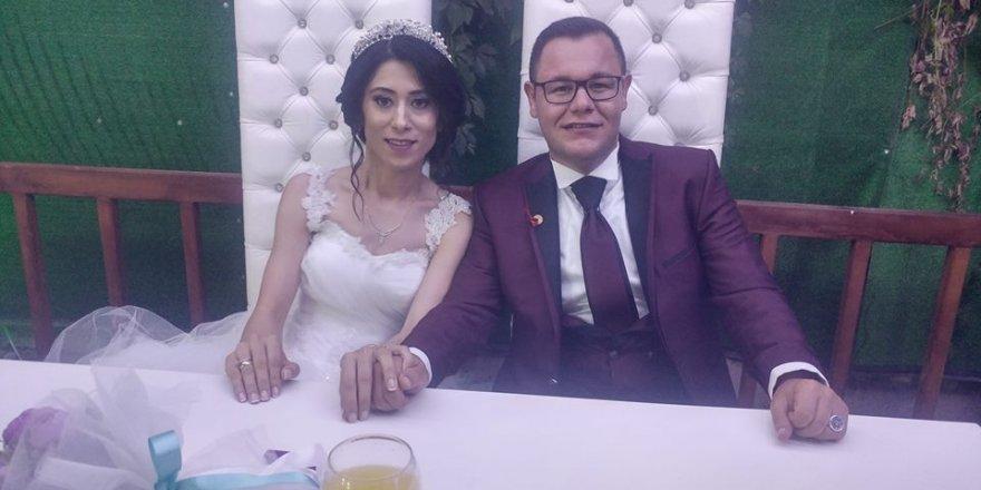 Serdar Kökavşar evlendi