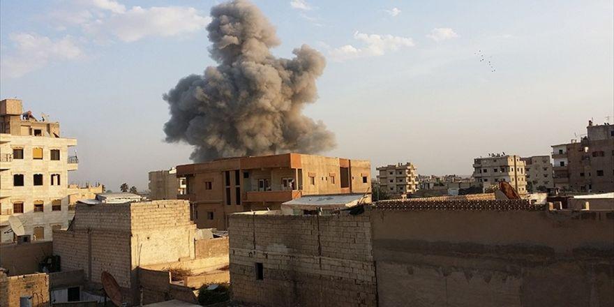 Rakka'da 24 Saatte 78 Sivil Öldürüldü