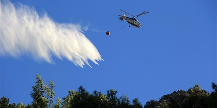 Türkiye'den Gürcistan'a Yangınla Mücadele Desteği