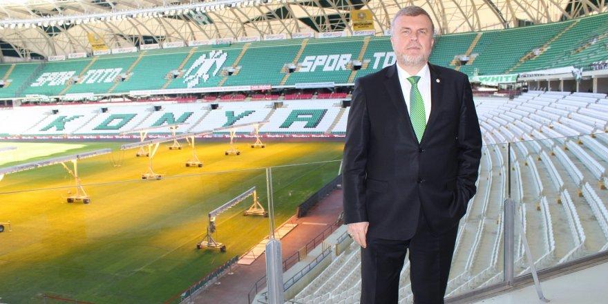 Konyaspor'da sürpriz gelişme