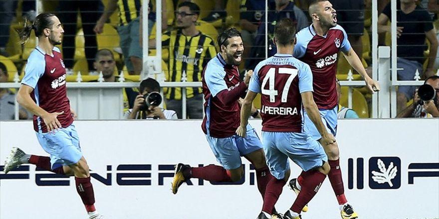 En Fazla Yerli Golcü Katkısı Trabzonspor'da