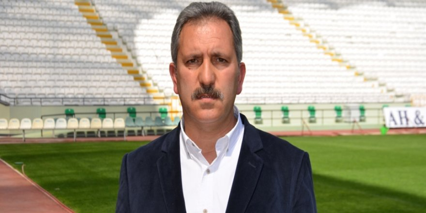 Konyaspor'da yeni başkan Fatih Yılmaz