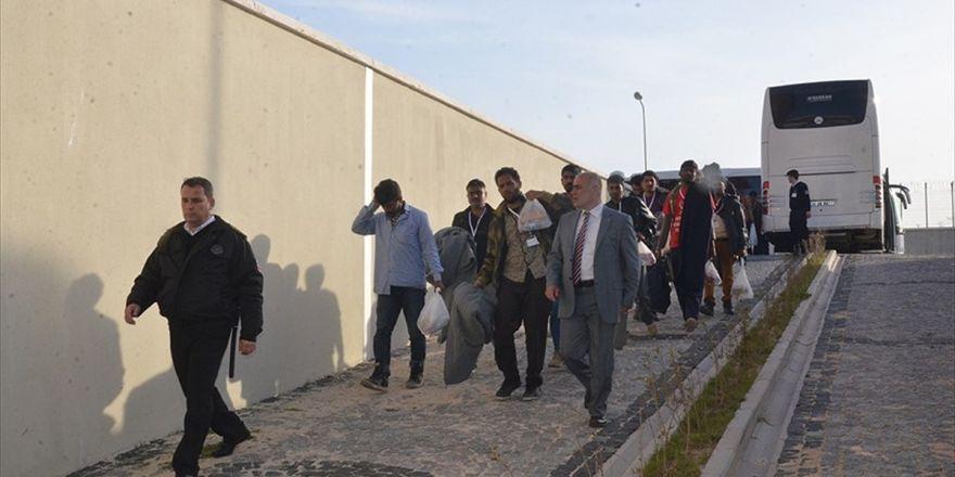 Kırklareli'de 172 Kaçak Ve Sığınmacı Yakalandı