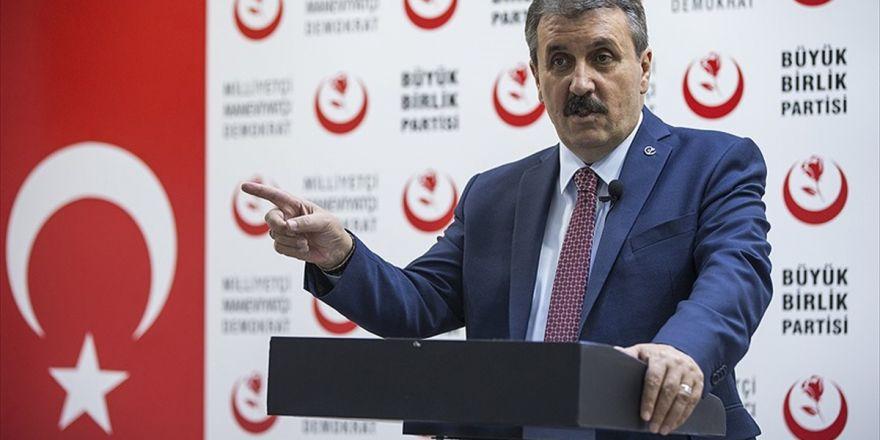'Türkiye'nin Ikby İle Bütün İlişkilerini Dondurmasını Teklif Ediyoruz'
