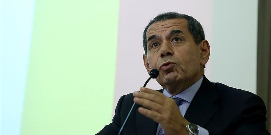 Galatasaray Başkanı Özbek: Son Derece Uyumluyuz