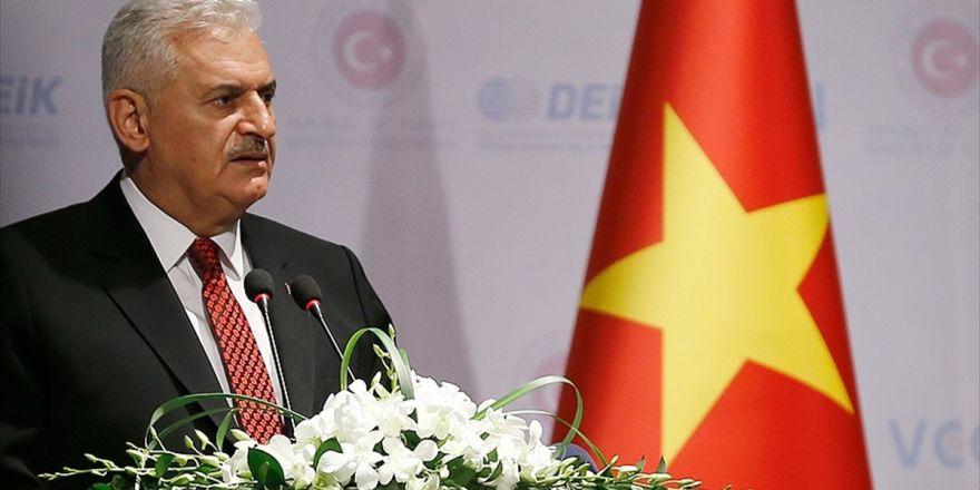 Başbakan Yıldırım: Asya Kıtasındaki Ülkelerle Ticari Bağlantılarımızı Güçlendireceğiz